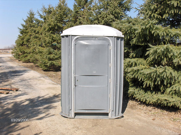 Toilet Washroom Rental Portable Mobile Toilet
